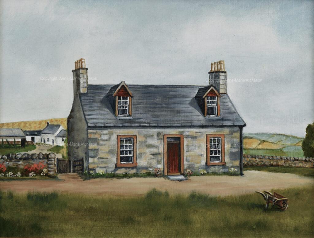 Commission Farmhouse