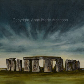 Stonehenge Chunky-Acrylic-on-canvas-32