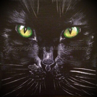 Cats Eyes Print
